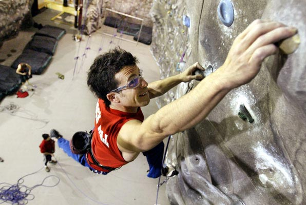 Sport climbing at the 2020 Olympics??