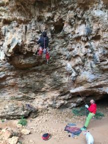 Testing the 10-year-old in situ slings