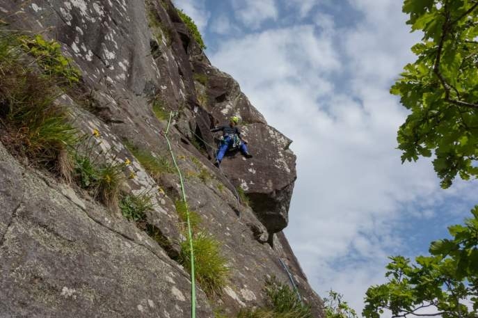 Tremadog lead