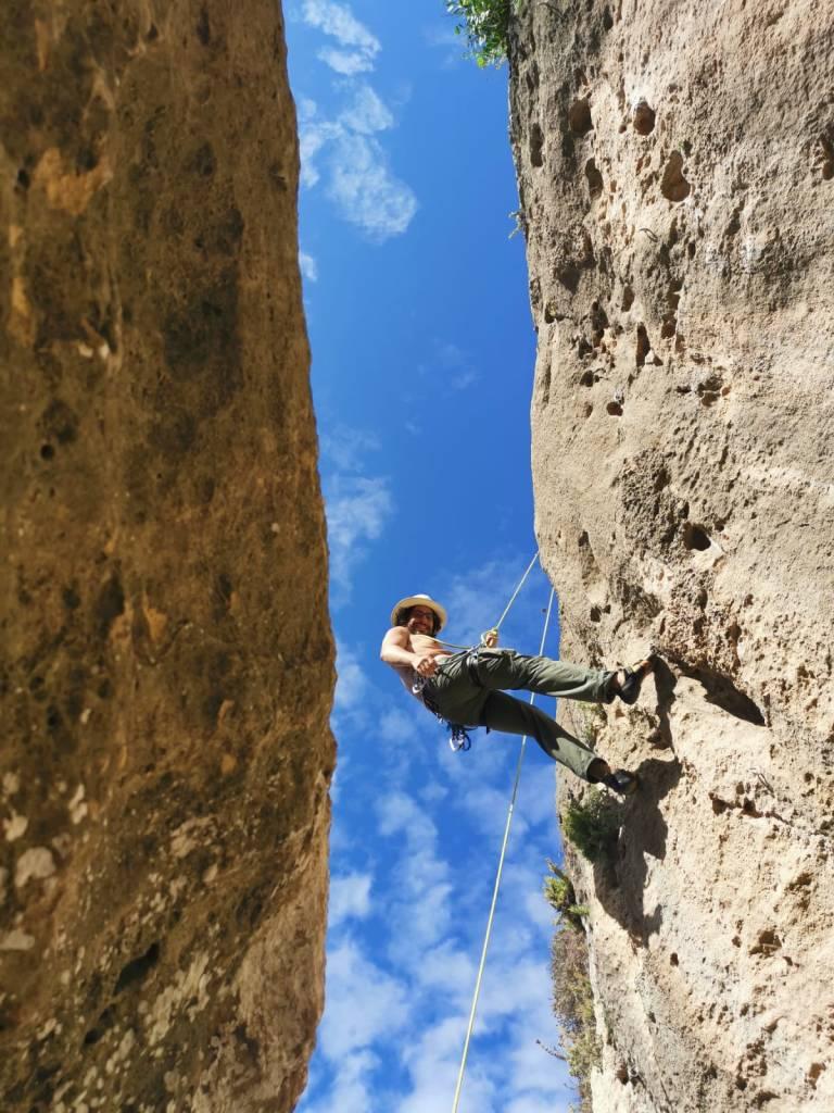 Climbing in Malta, Climbing in Gozo